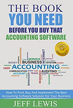Book Need Before Accounting Software ebook product image