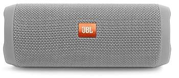 Jbl Flip 4 Waterproof Portable Bluetooth Speaker (Gray) 1