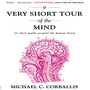 A Very Short Tour of the Mind Audiobook