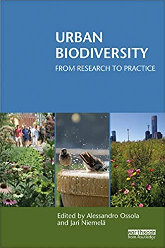 Urban Biodiversity: From Research to Practice (Routledge