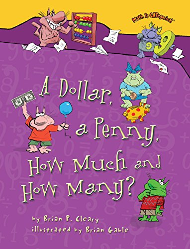 Dollar Coin Values - A Dollar, a Penny, How Much and How Many? (Math Is CATegorical ®)