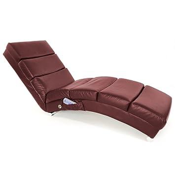 Massageliege Relax Relaxliege Wellnessliege Vibrationsmassage ...