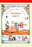 Summer Party, Cynthia Rylant, 0756911389