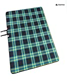 Extra Large Picnic Outdoor Blanket Water-Resistant Handy Mat Tote Multipurpose for Family and Babies Spring Summer Great for The Beach or Camping on Grass Waterproof?170 X 210cm
