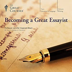 Becoming a Great Essayist Vortrag
