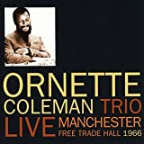 ornette coleman cd - Live Manchester Free Trade Hall 1966