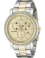 Drive From Citizen Eco-Drive Women's FB1412-52P AML Watch