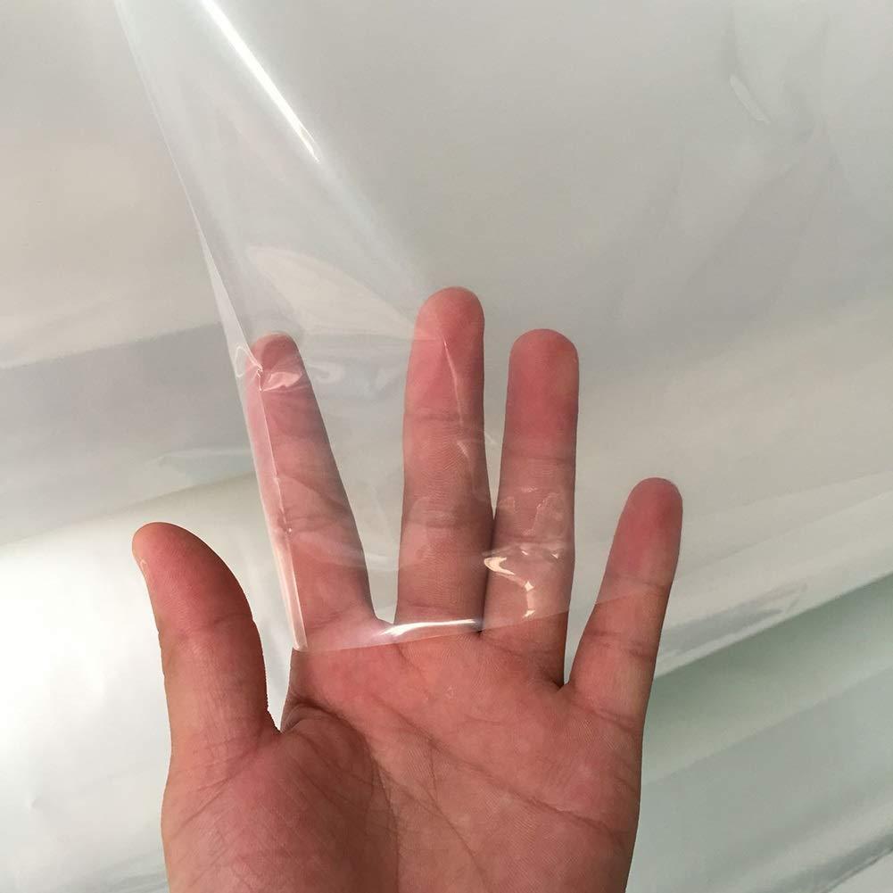 タープ 透明プラスチックシーリング防水タパリン - プレミアム品質のカバーメイド (色 : A, サイズ さいず : 4×30M) 4×30M A B07JNMLMCV