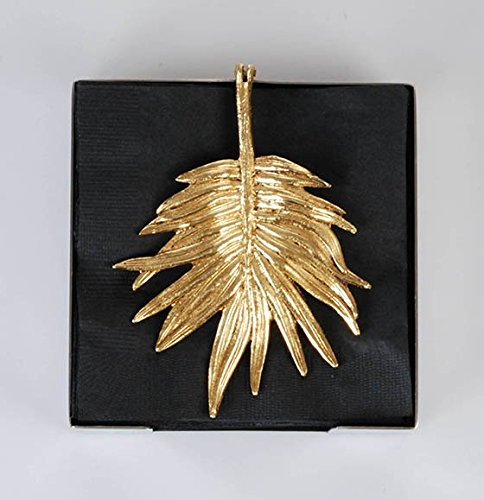 Michael Aram Palm Cocktail Napkin Holder by Michael Aram