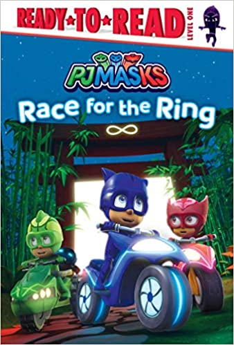 Race for the Ring (PJ Masks: Ready to Read, Level 1): Amazon ...