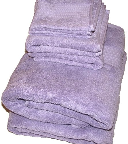 Ralph Lauren Greenwich 6 Piece Towel Set PANSY by Lauren by Ralph Lauren