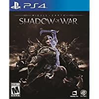 Middle-earth: Shadow Of War PS4 Deals