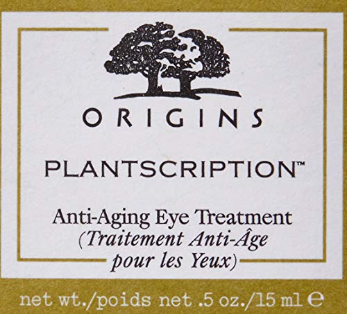 51S2yi1xG6L - Origins Plantscription Anti-Aging Eye Treatment, 0.5 Ounce
