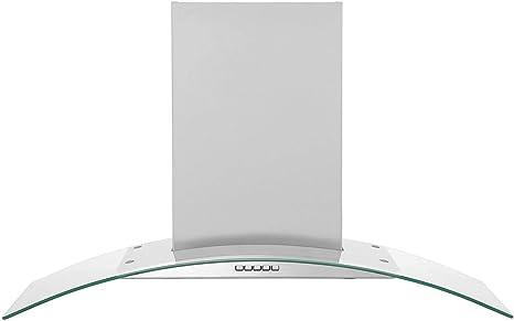 Newworld Campana extractora sin marca – integrada – 900 CGH – acero inoxidable: Amazon.es: Grandes electrodomésticos