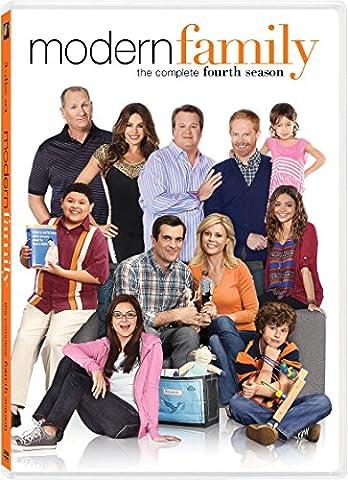 Modern Family: Season 4 (Modern Family Dvd Season 2)