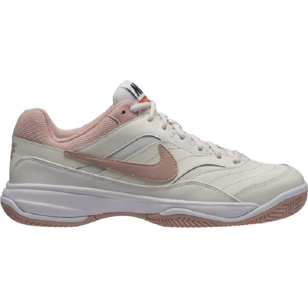 promo code fe5d1 1b318 Nike WMNS Court Lite Cly, Chaussures de Tennis Femme  Amazon.fr  Chaussures  et Sacs