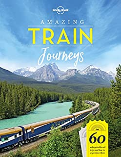 Book Cover: Amazing Train Journeys