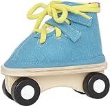 Hape Felt Lacing Skate in Blue