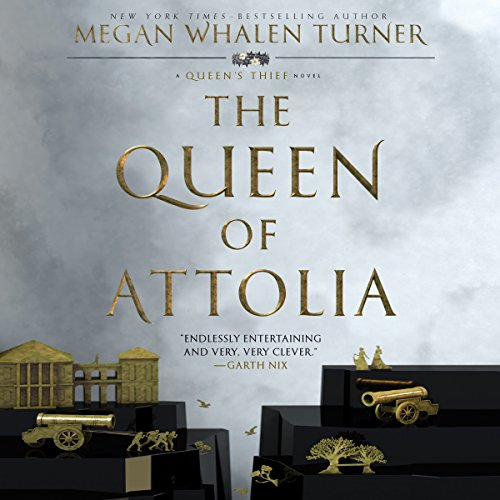 The Queen of Attolia Audiobook [Free Download by Trial] thumbnail