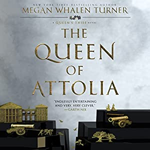 The Queen of Attolia Audiobook