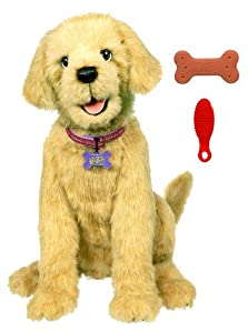 Amazon.com: Fur Real Friends Biscuit My Lovin Pup: Toys