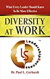 Diversity at Work, Paul Gerhardt, 1425743315
