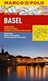 img - for Basel Marco Polo City Map: 1:15K (Switzerland) (Marco Polo City Maps) book / textbook / text book
