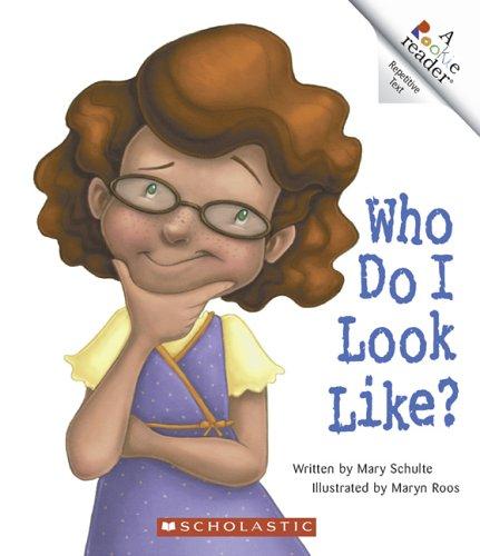 Who Do I Look Like? (Rookie Readers) ebook