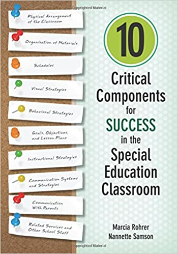 10 Critical Components For Success In The Special Education