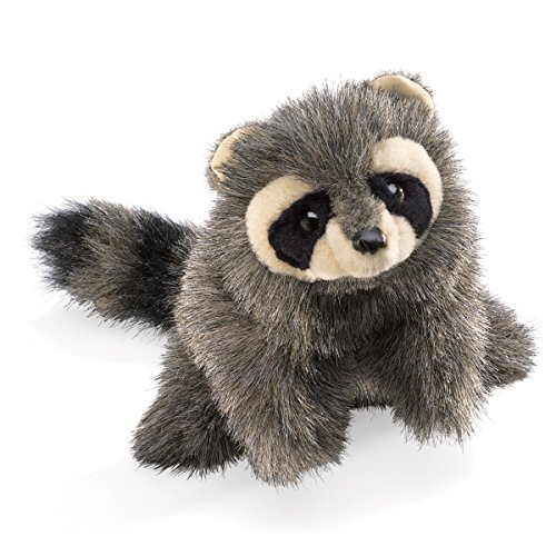 Folkmanis Baby Raccoon Hand Puppet