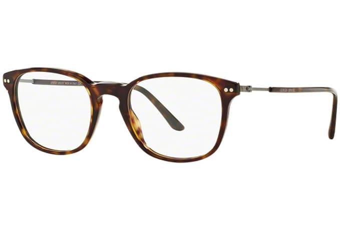 Occhiali da vista eyeglasses Giorgio Armani AR7086 5026 havana sehbrille uomo h3brB