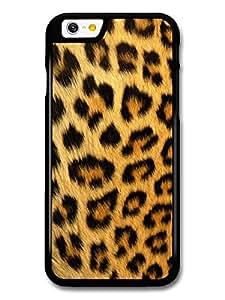 Beautiful Leopard Skin Fur Textured Spot Patterns case for iPhone 6