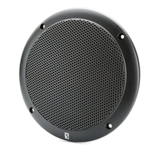 Poly-Planar MA4056B Marine Pair of 6 2-Way Coax-Integral Grill Speakers Consumer Electronics