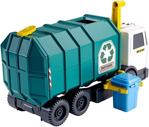 51S315pbB6L - Matchbox Garbage Truck Large [Amazon Exclusive]