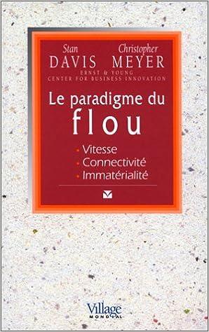 Lire un Le Paradigme du flou : Vitesse, connectivité, immatérialité pdf epub