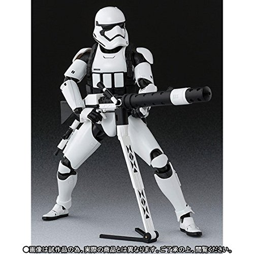 Star Wars - First Order Stormtrooper (Heavy Gunner) - Edition Limitée [SH Figuarts]