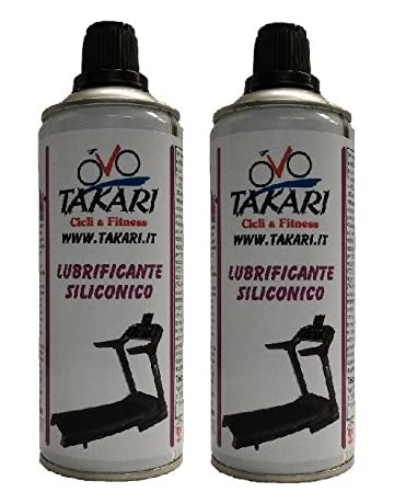 TAKARI 2 Lubricante Spray Cinta de Correr 400 ml: Amazon.es ...