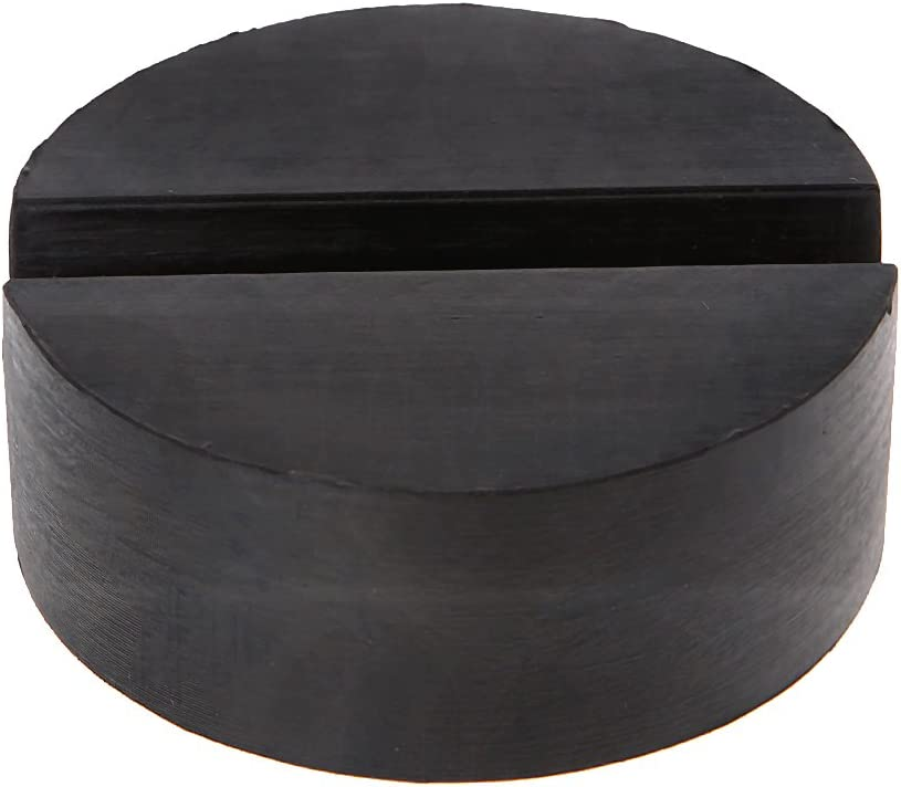 Longsw auto gomma jack Pad Frame Protector Guard Disc Pad strumento di sollevamento adattatore jack Pad