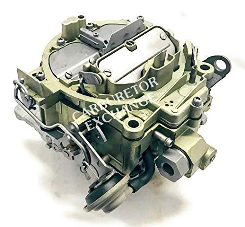 OMC Marine Rochester Quadrajet Remanufactured Carburetor 4 Barrel 5.0L OEM