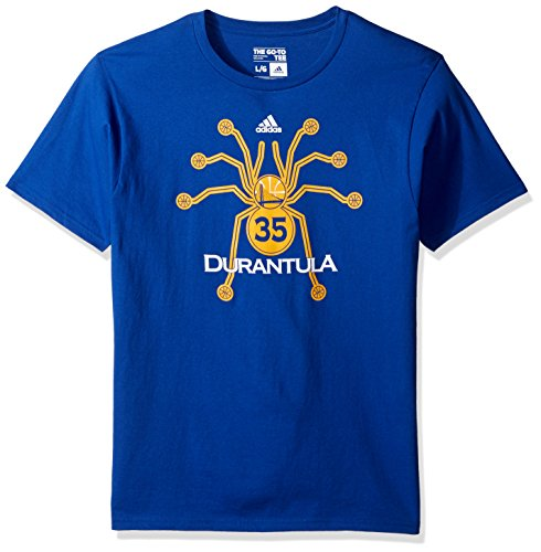 NBA Golden State Warriors Adult Men Nickname S/Tee,Large,Blue