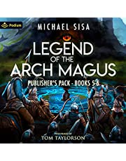 Legend of the Arch Magus: Publisher's Pack 3: Books 5-6