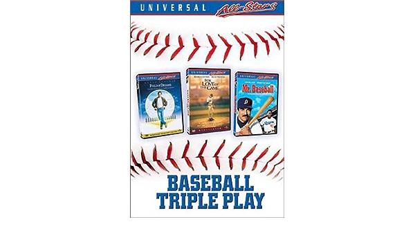 Mr. Baseball [Reino Unido] [DVD]: Amazon.es: Tom Selleck, Ken ...