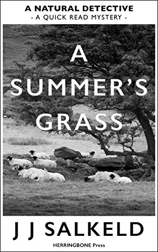Summers Grass Detective featuring shepherd detective ebook product image