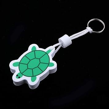 Amazon.com: NATFUR Floating Key Ring Buoyant Keychain Float ...