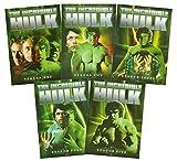 The Incredible Hulk Complete Seasons 1-5