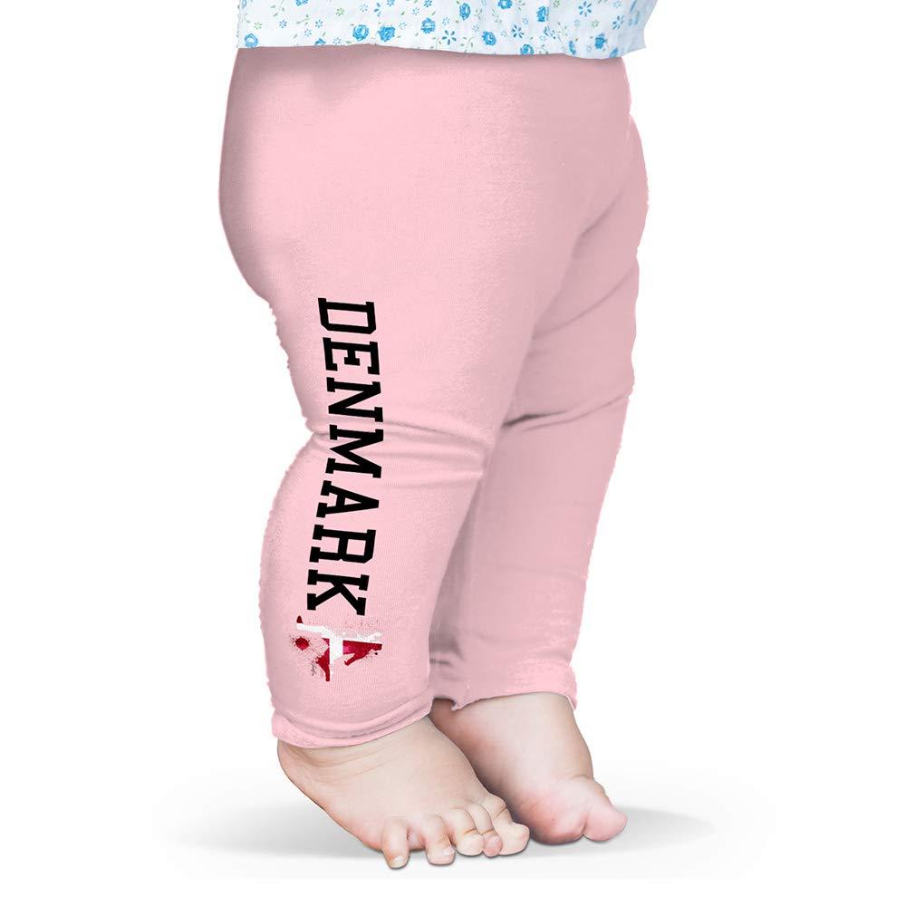TWISTED ENVY Baby Leggings Football Soccer Silhouette Denmark