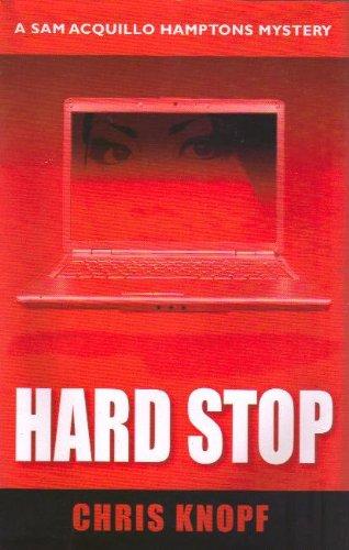 Hard Stop (Sam Acquillo Hamptons Mystery) pdf epub
