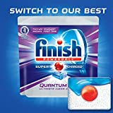 Finish Quantum Max Powerball, 256ct, Dishwasher