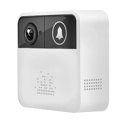 Amazon.com: Video Wireless Doorbell Smart Wireless Voice ...