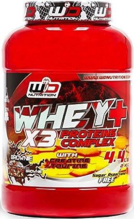 WD Proteina, oreo - 2000 gr: Amazon.es: Salud y cuidado personal